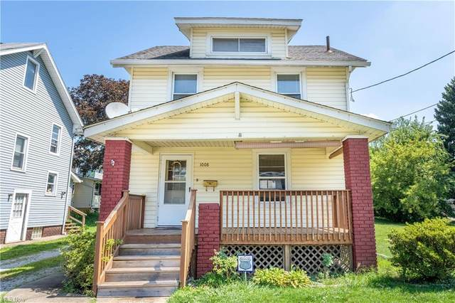 1008 Dartmouth Avenue SW, Canton, OH 44710 (MLS #4312675) :: TG Real Estate