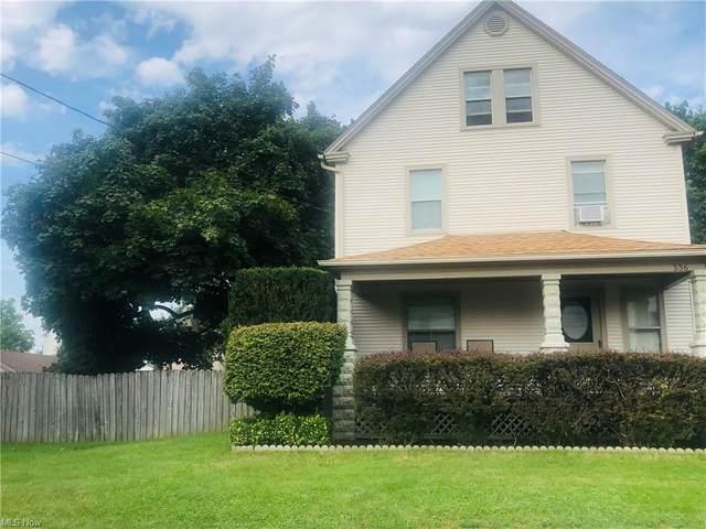 336 E Wilson Avenue, Girard, OH 44420 (MLS #4312730) :: Keller Williams Chervenic Realty
