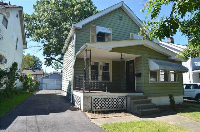 4214 W 21st Street, Cleveland, OH 44109 (MLS #4312888) :: The Holden Agency