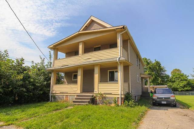 20821 Recher Avenue, Euclid, OH 44119 (MLS #4312898) :: The Holden Agency