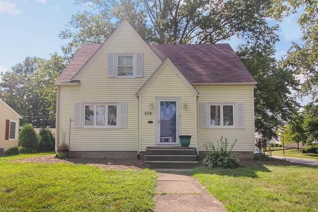 604 S Firestone Boulevard, Akron, OH 44301 (MLS #4312902) :: Simply Better Realty