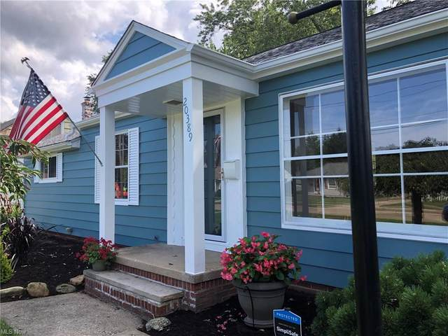 20389 Marian Lane, Rocky River, OH 44116 (MLS #4312972) :: The Jess Nader Team | REMAX CROSSROADS