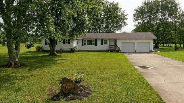 6374 Downs Road NW, Warren, OH 44481 (MLS #4312984) :: RE/MAX Edge Realty
