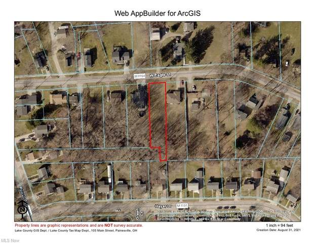 W Eagle Street, Painesville, OH 44077 (MLS #4312986) :: Keller Williams Chervenic Realty