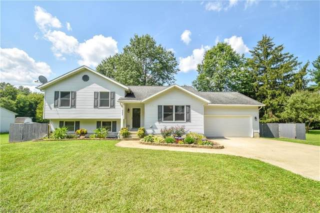 4264 Palmyra Road SW, Warren, OH 44481 (MLS #4313061) :: The Holly Ritchie Team