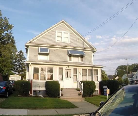 534 Eagle Street, Fairport Harbor, OH 44077 (MLS #4313118) :: Select Properties Realty