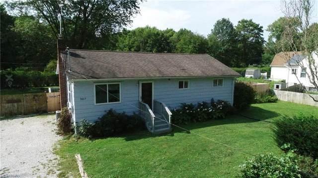 5623 Ravenna Road, Newton Falls, OH 44444 (MLS #4313139) :: Keller Williams Chervenic Realty