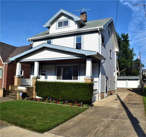 4053 W 50th Street, Cleveland, OH 44144 (MLS #4313183) :: The Holden Agency