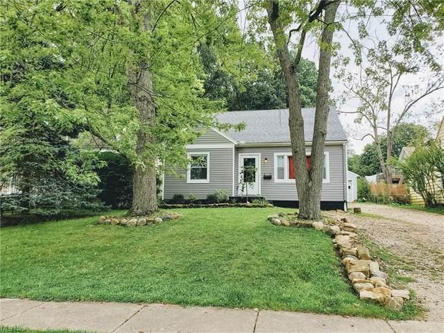 146 N Scranton Street, Ravenna, OH 44266 (MLS #4313197) :: TG Real Estate