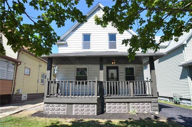 2516 Tate Avenue, Cleveland, OH 44109 (MLS #4313258) :: The Jess Nader Team | REMAX CROSSROADS