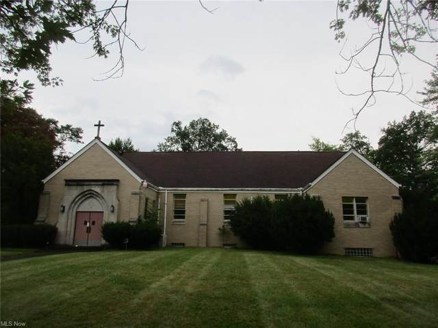 1609 5th Avenue, Youngstown, OH 44504 (MLS #4313279) :: The Holden Agency