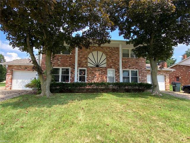 1603 Clearbrook Road NW, Massillon, OH 44646 (MLS #4313323) :: Select Properties Realty