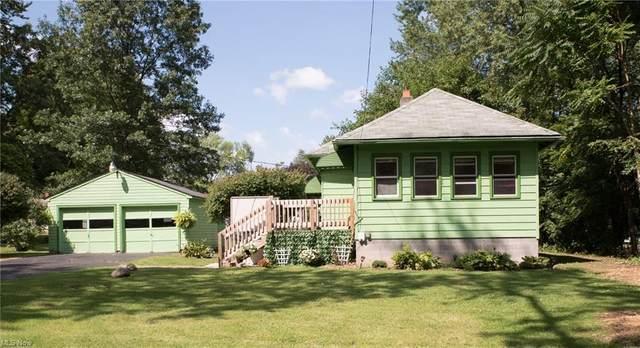 3155 Crestview Avenue SE, Warren, OH 44484 (MLS #4313535) :: Select Properties Realty