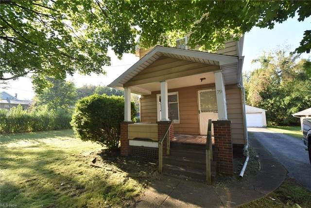 79 Gladstone Street, Campbell, OH 44405 (MLS #4313575) :: The Art of Real Estate