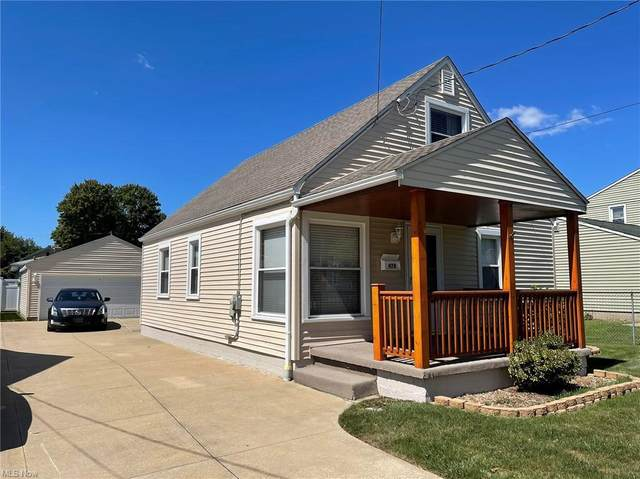 478 Seaman Avenue, Akron, OH 44305 (MLS #4313579) :: Simply Better Realty