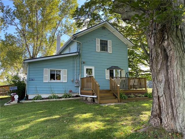 4878 Leon Road, Andover, OH 44003 (MLS #4313601) :: Simply Better Realty