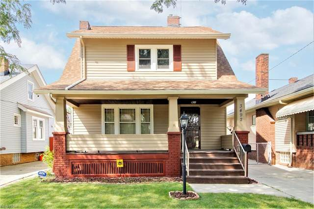3492 W 120th Street, Cleveland, OH 44111 (MLS #4313650) :: Jackson Realty