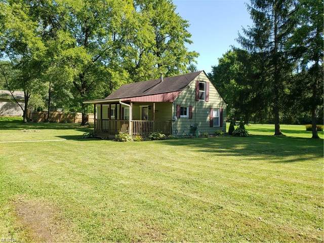 3122 Mccleary Jacoby Rd Road, Bazetta, OH 44410 (MLS #4313662) :: Keller Williams Chervenic Realty