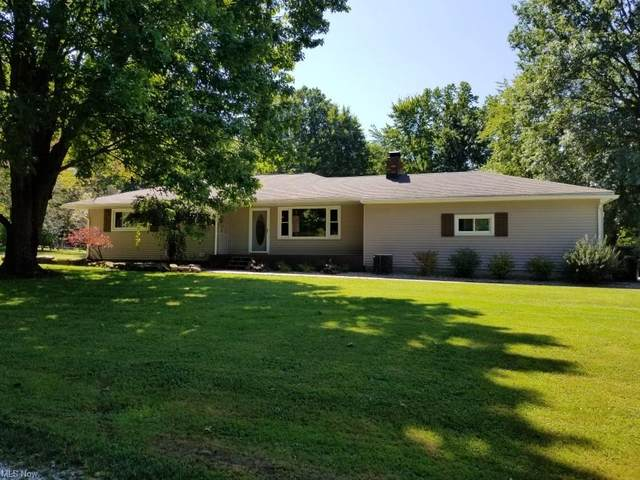 3126 Mccleary Jacoby Road, Bazetta, OH 44410 (MLS #4313766) :: Keller Williams Chervenic Realty