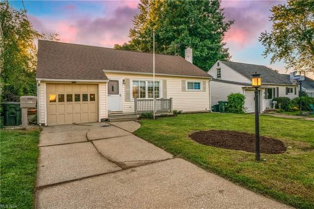 3745 Shanabruck Avenue NW, Canton, OH 44709 (MLS #4313825) :: The Jess Nader Team | REMAX CROSSROADS