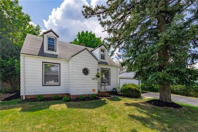 19612 Marvin Road, Warrensville Heights, OH 44128 (MLS #4313853) :: Simply Better Realty