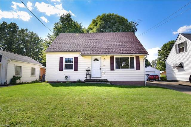 2876 12th Street, Cuyahoga Falls, OH 44223 (MLS #4313932) :: The Holden Agency