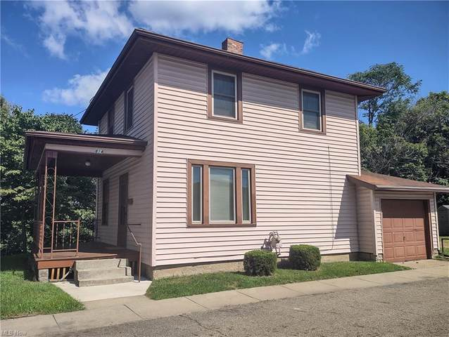 814 Grandview Avenue, Coshocton, OH 43812 (MLS #4313963) :: The Holden Agency