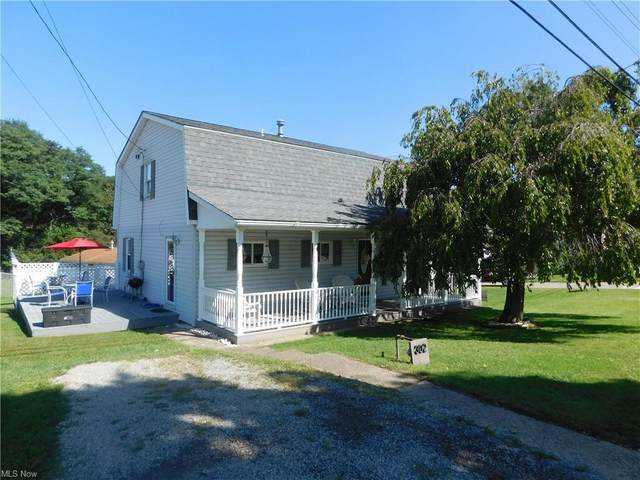 302 Marquette Avenue, Follansbee, WV 26037 (MLS #4313991) :: The Holden Agency