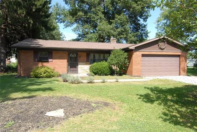 1135 Richey Road, Zanesville, OH 43701 (MLS #4314001) :: Keller Williams Chervenic Realty