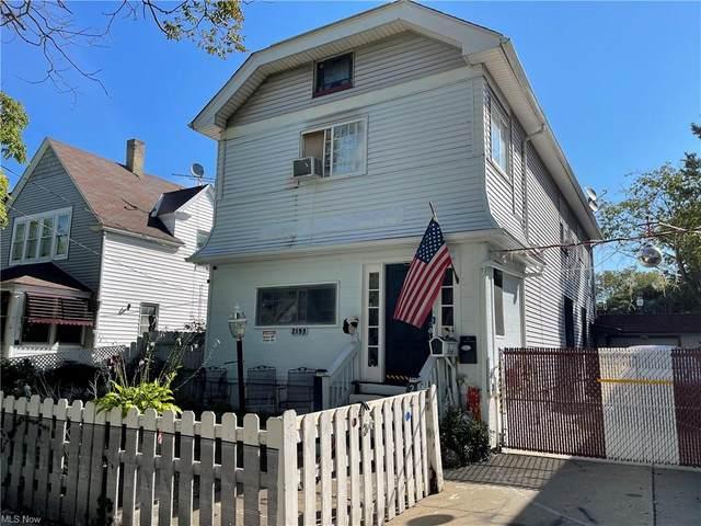 2193 W 83rd Street, Cleveland, OH 44102 (MLS #4314044) :: Tammy Grogan and Associates at Keller Williams Chervenic Realty