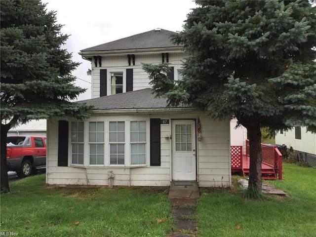 87 Hill Street, Smithfield, OH 43948 (MLS #4314054) :: TG Real Estate