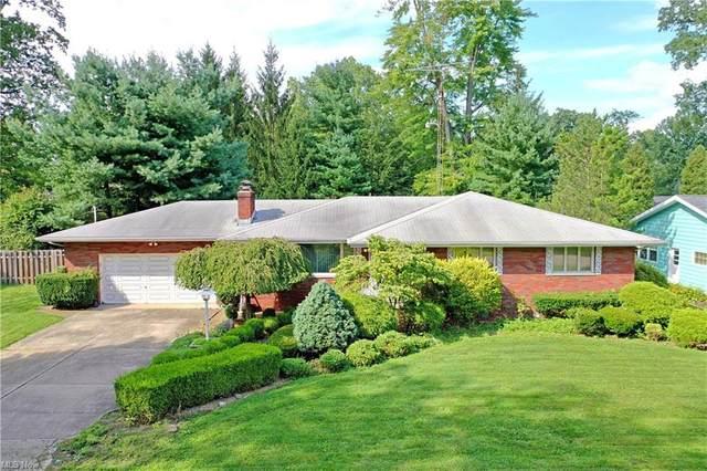 3669 Southwood Drive SE, Warren, OH 44484 (MLS #4314097) :: Select Properties Realty