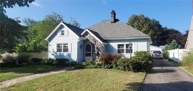 117 Cummins Avenue, Conneaut, OH 44030 (MLS #4314099) :: Keller Williams Legacy Group Realty