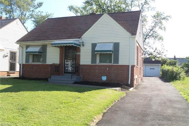 4389 Glenview Road, Warrensville Heights, OH 44128 (MLS #4314105) :: The Holden Agency