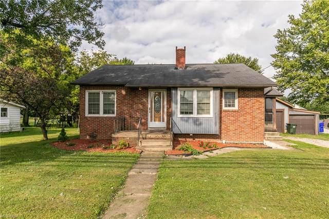 305 N Center Street, Lagrange, OH 44050 (MLS #4314140) :: The Art of Real Estate