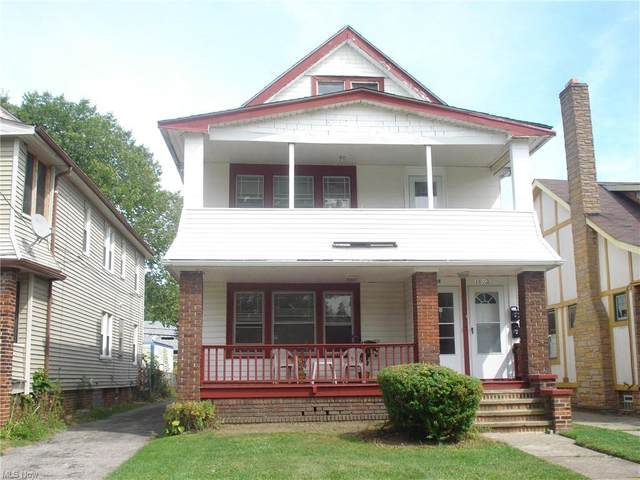 1101 E 169th Street, Cleveland, OH 44110 (MLS #4314201) :: The Art of Real Estate