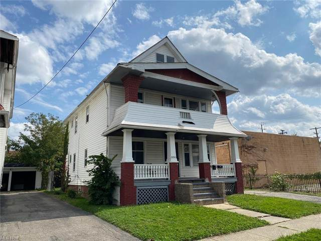 2853 E 127th Street, Cleveland, OH 44120 (MLS #4314210) :: RE/MAX Edge Realty