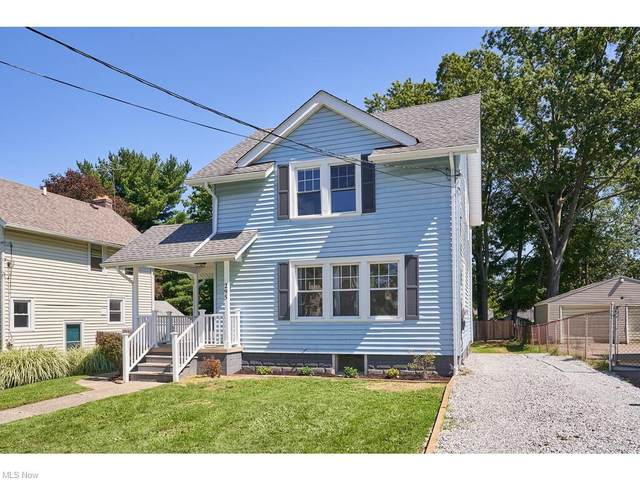 295 Malacca Street, Akron, OH 44305 (MLS #4314224) :: The Holden Agency