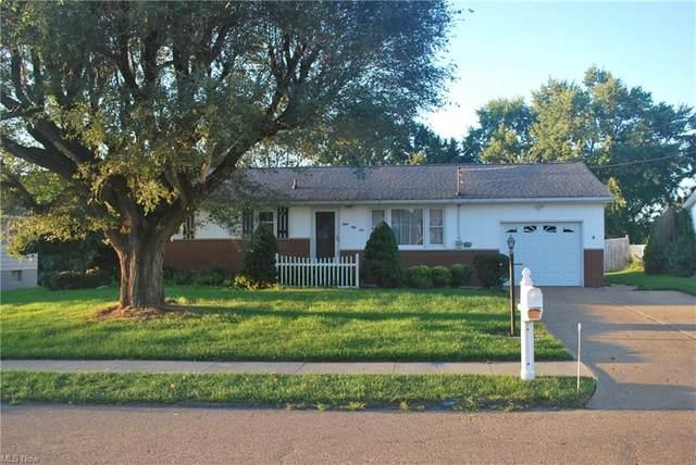 851 S Grant Boulevard, Minerva, OH 44657 (MLS #4314252) :: TG Real Estate