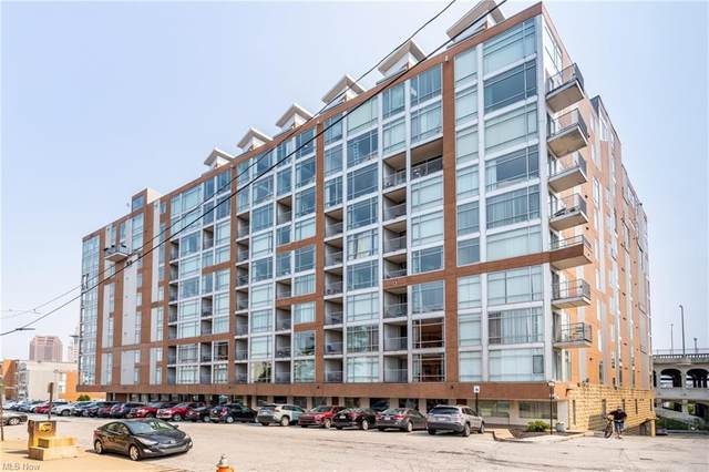 2222 Detroit Avenue #811, Cleveland, OH 44113 (MLS #4314258) :: The Holly Ritchie Team