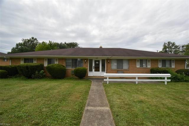 419 Center Road, Bedford, OH 44146 (MLS #4314267) :: TG Real Estate