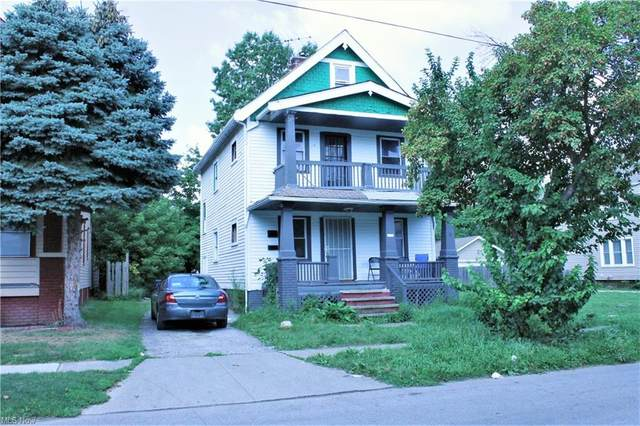 2810 E 120th Street, Cleveland, OH 44120 (MLS #4314326) :: Select Properties Realty