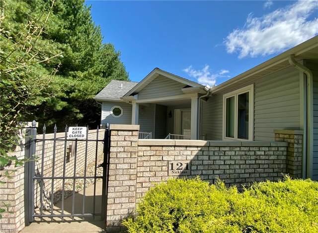 121 Nicklaus Drive NE, Warren, OH 44484 (MLS #4314362) :: RE/MAX Edge Realty