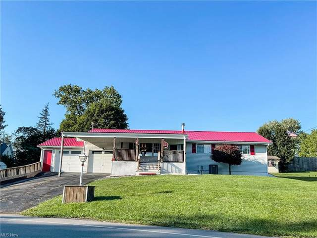 983 Two Ridge Road, Steubenville, OH 43953 (MLS #4314397) :: Keller Williams Chervenic Realty