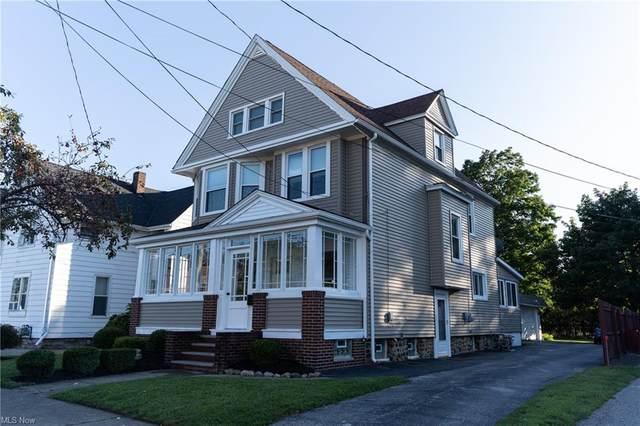 315 N State Street, Painesville, OH 44077 (MLS #4314479) :: Keller Williams Chervenic Realty