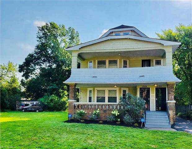 1593 Glenmont Road, East Cleveland, OH 44118 (MLS #4314488) :: The Jess Nader Team | REMAX CROSSROADS