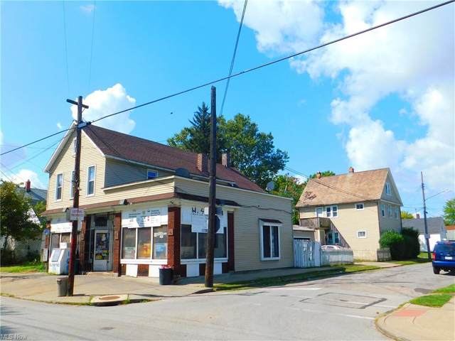 3238 W 44th Street, Cleveland, OH 44109 (MLS #4314715) :: Jackson Realty