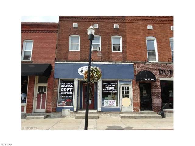66 W Main Street, Madison, OH 44057 (MLS #4314720) :: Jackson Realty