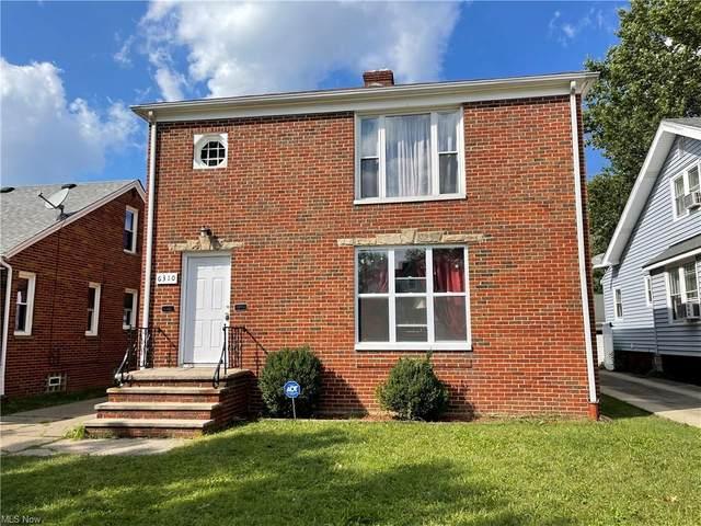 6310 Wilber Avenue, Parma, OH 44129 (MLS #4314750) :: Jackson Realty