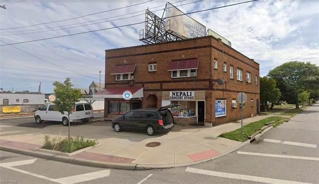 13855 Lorain Avenue, Cleveland, OH 44111 (MLS #4314814) :: Tammy Grogan and Associates at Keller Williams Chervenic Realty